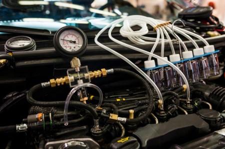 Cambio olio + filtro motore