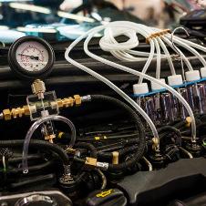 Cambio olio motore più filtro